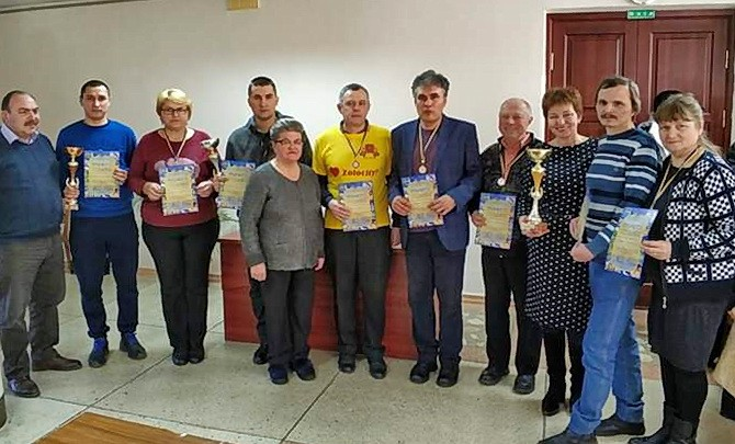 Викладачку Уманського державного педагогічного університету визнали однією з кращих шахісток Черкащини
